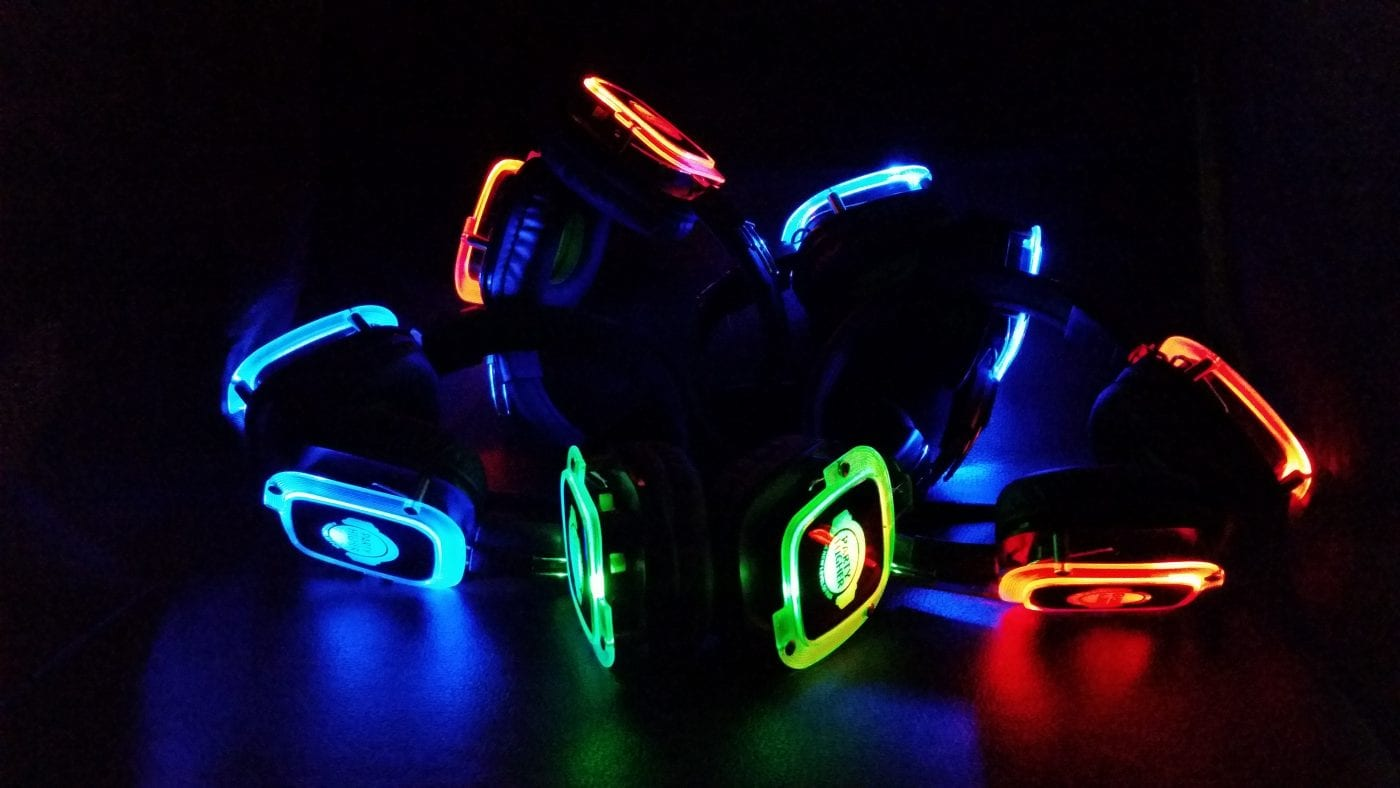 Party Higher's_Silent Disco