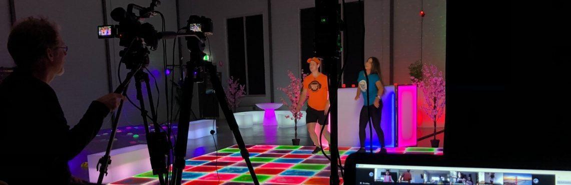 Virtual Disco Party